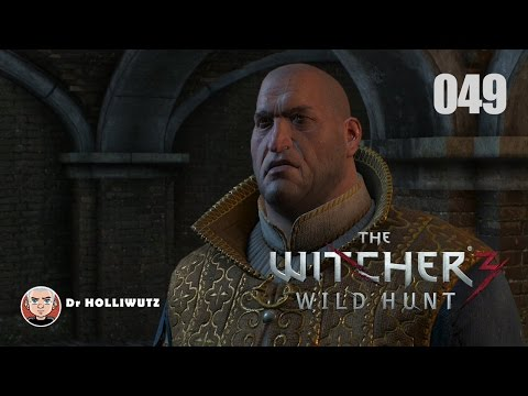 The Witcher 3 #049 - Dijkstra Reuvens Badehaus [XBO][HD] | Let's play The Witcher 3 - Wild Hunt