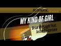 My Kind Of Girl (Instrumental cover w/ lyrics) - Brian McKnight feat. Justin Timberlake