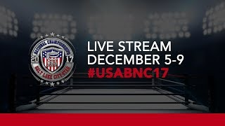 #USABNC17: Tournament Draw