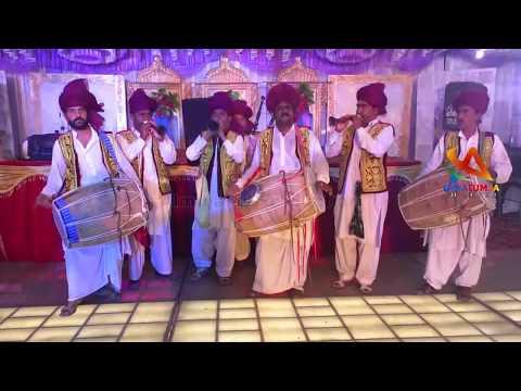 Saraiki Jhumar And Dhol Shehnai Mianwali Dance In Wedding 2018