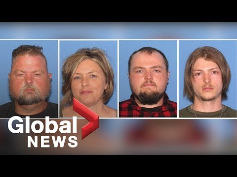 """Ohio family arrested in """"elaborate"""" mass murder of 8 neighbours """"studied"""" victims: Officials"""