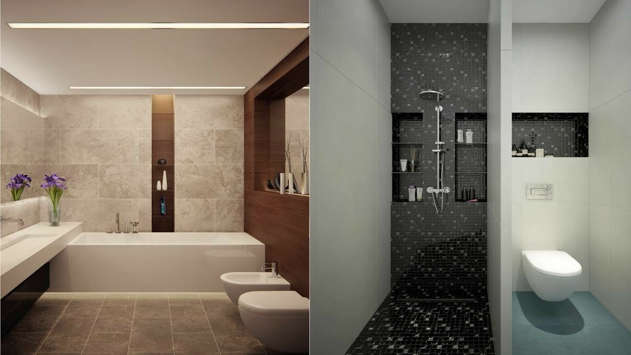 Best 100 Small Bathroom Design Ideas 2020 Hashtag Decor Youtube