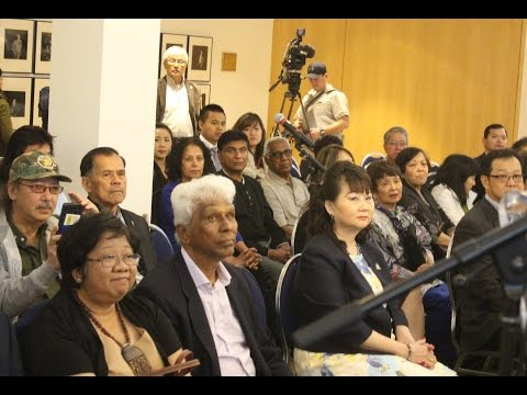 Toronto's Top Cop Holds Talk with Asia Pacific Communities