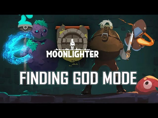Moonlighter: FINDING GOD MODE