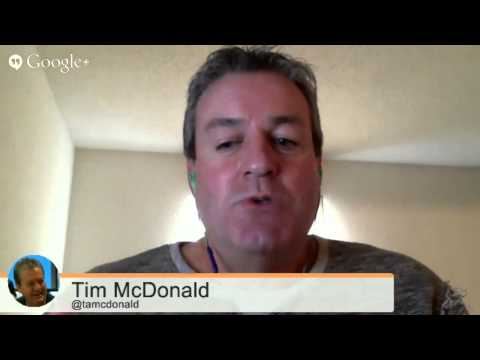 The Human Side with Tim McDonald