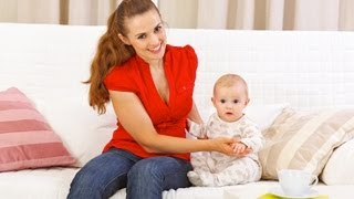 when should a baby start to sit up? baby development