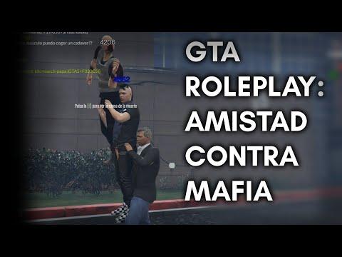 GTA V Roleplay: Amistad VS Mafia