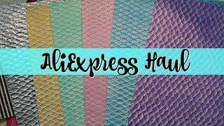ALIEXPRESS HAUL   EMBELLISHMENTS