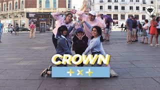 [KPOP IN PUBLIC - MADRID EDITION] | TXT (투모로우바이투게더)  - Crown (어느날 머리에서 뿔이 자랐다) by GeoPrism