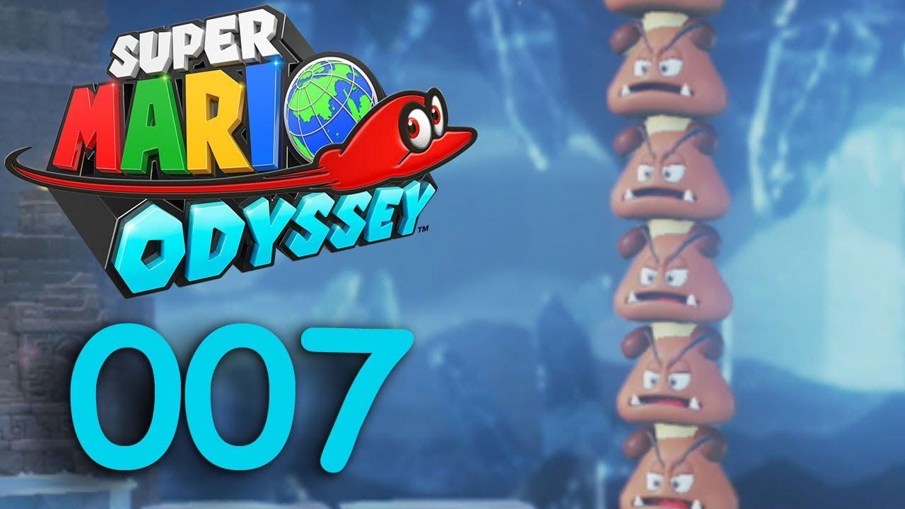 Ein Stein in der Wüste 🛠 Super Mario Odyssey #007 | Let\'s Play ...