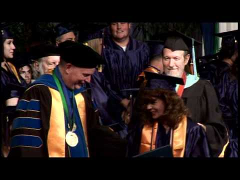 Winter Commencement 2010 7:30pm Part 4