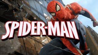 Spiderman w otwartym świecie - pierwszy gameplay i wrażenia