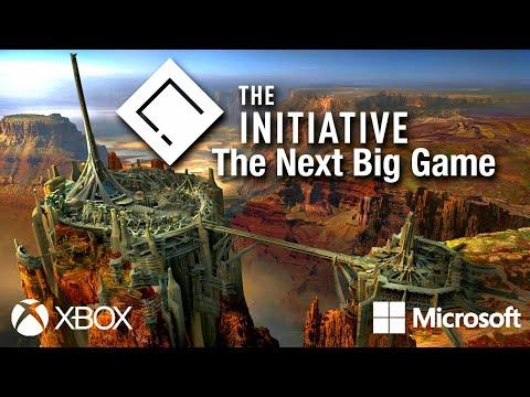 The Initiative Studio's Next BIG Game for Xbox   Sony's