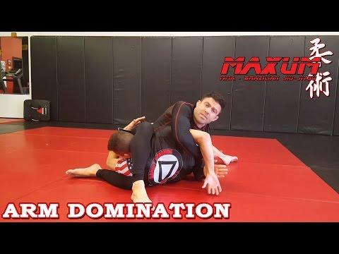 BJJ NoGi Arm Domination - Maxum BJJ