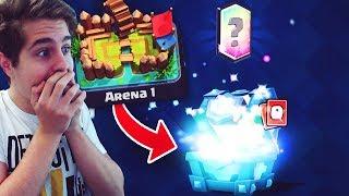 Deschidem Legendary Chest in ARENA 1 !
