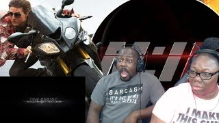 MISSION:IMPOSSIBLE - Fallout {REACTION!!}