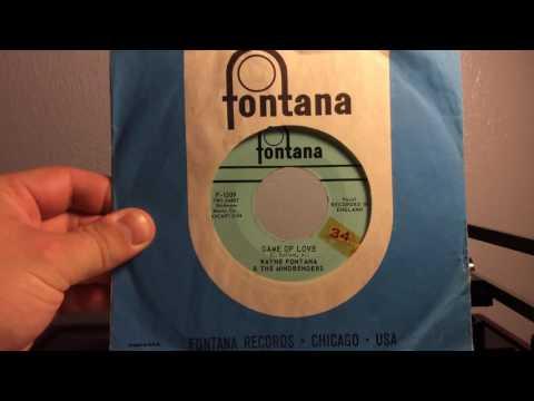 Wayne Fontana & The Mindbenders - The Game of Love ((MONO)) 1965