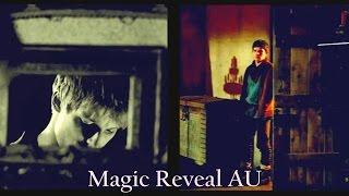 merlin ∞ arthur | when arthur finds out [AU magic reveal]