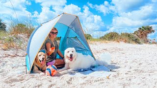 THE FIRST DAY OF SUMMER! (BEACH DAY) - Super Cooper Sunday #304