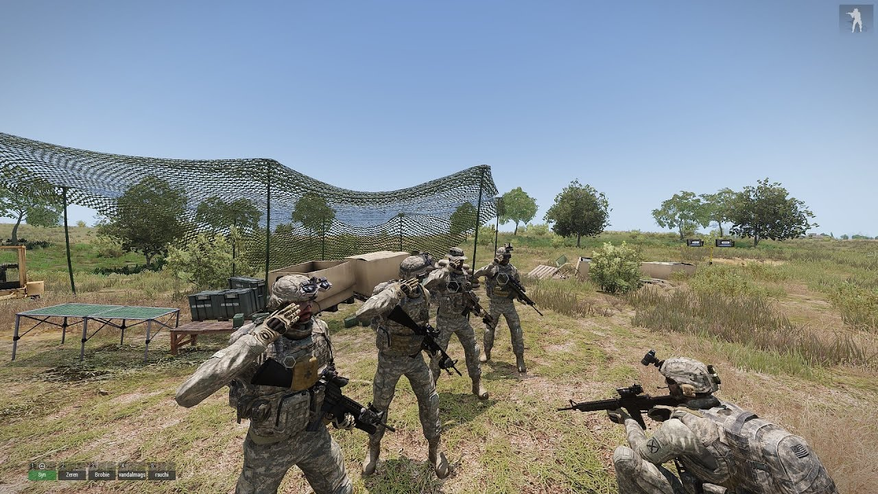 Arma 3 dynamic recon ops dedicated server t