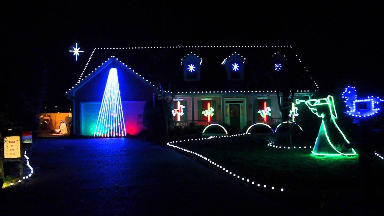 Christmas Lights C9 Led