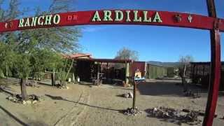 Rancho de Ardilla in Wonder Valley - A Little Slice of High Desert Heaven