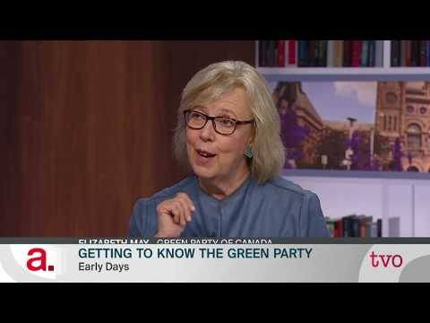 Elizabeth May: Getting to Know the Green Party