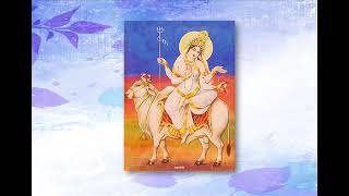 mata mahagauri stuti navratri day 8 माता महागौरी स्तुति नवरात्रि अष्टम दिवस