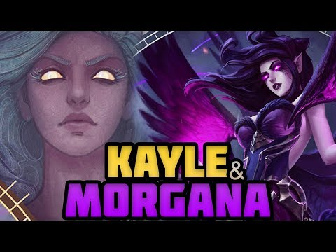 Complete Story of Kayle & Morgana