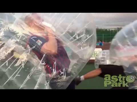 Bubble Football Dublin At Astropark