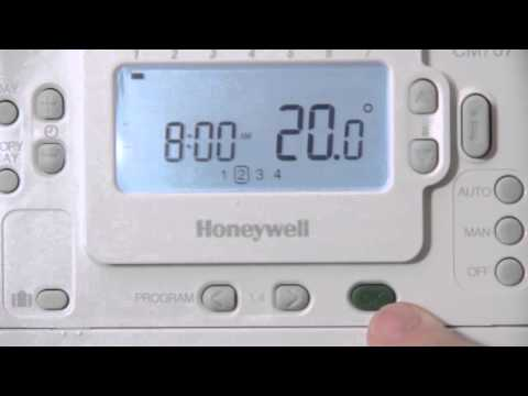 Honeywell Cm907 Digital Programmable Room Thermostat Doovi