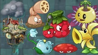 Plants vs Zombies 2 China - Steam Ages NEW WORLD, PLANTS & ZOMBIES《蒸汽时代》PvZ