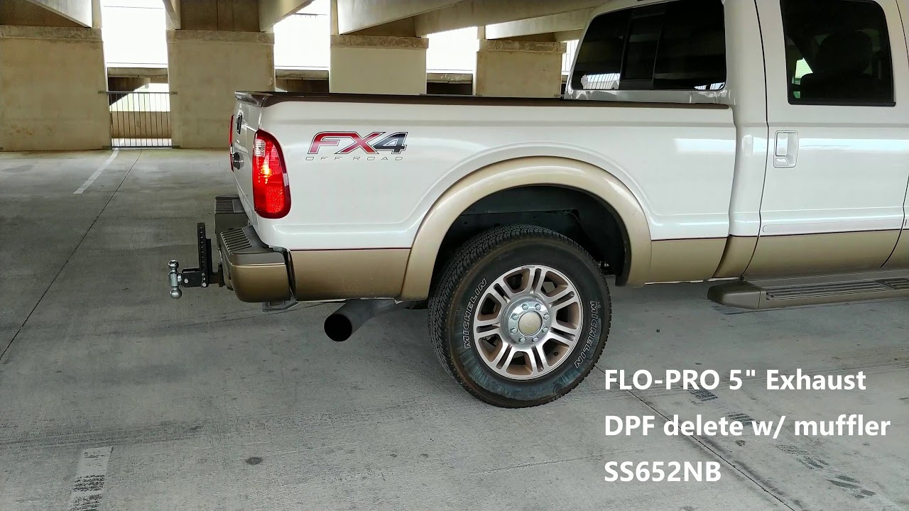 2013 f 250 flopro exhaust ss652nb