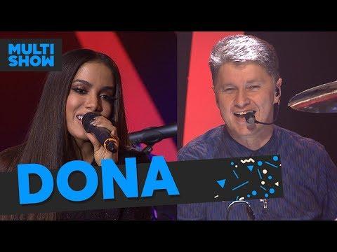 Dona | Anitta + Roupa Nova | Música Boa Ao Vivo| Música Multishow