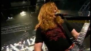 Megadeth - Sleepwalker (Live At Musique Plus 2007)