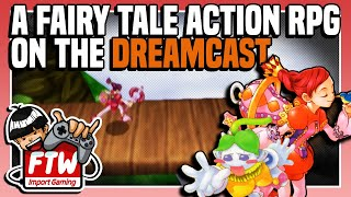 Napple Tale: Arsia in Daydream (Dreamcast) - Import Gaming FTW! Ep. 30