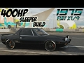 400+hp Sleeper 1975 Fiat X1/9 Forza Horizon 3