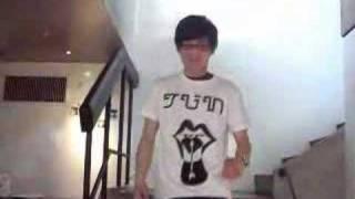 50人のアーティストによる50枚のTシャツ。 浅野忠信がデザインしたTシャ...