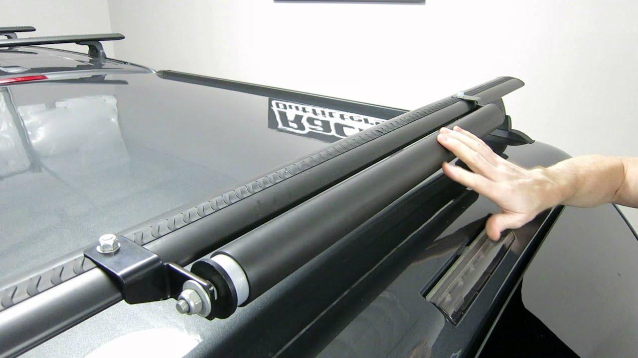 rhino rack 27 inch vortex aero aluminum roller from rack outfitters austin texas