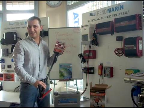 Sterling Power Digital Battery Tester (Dijital Akü Test Cİhazı) Tanıtımı