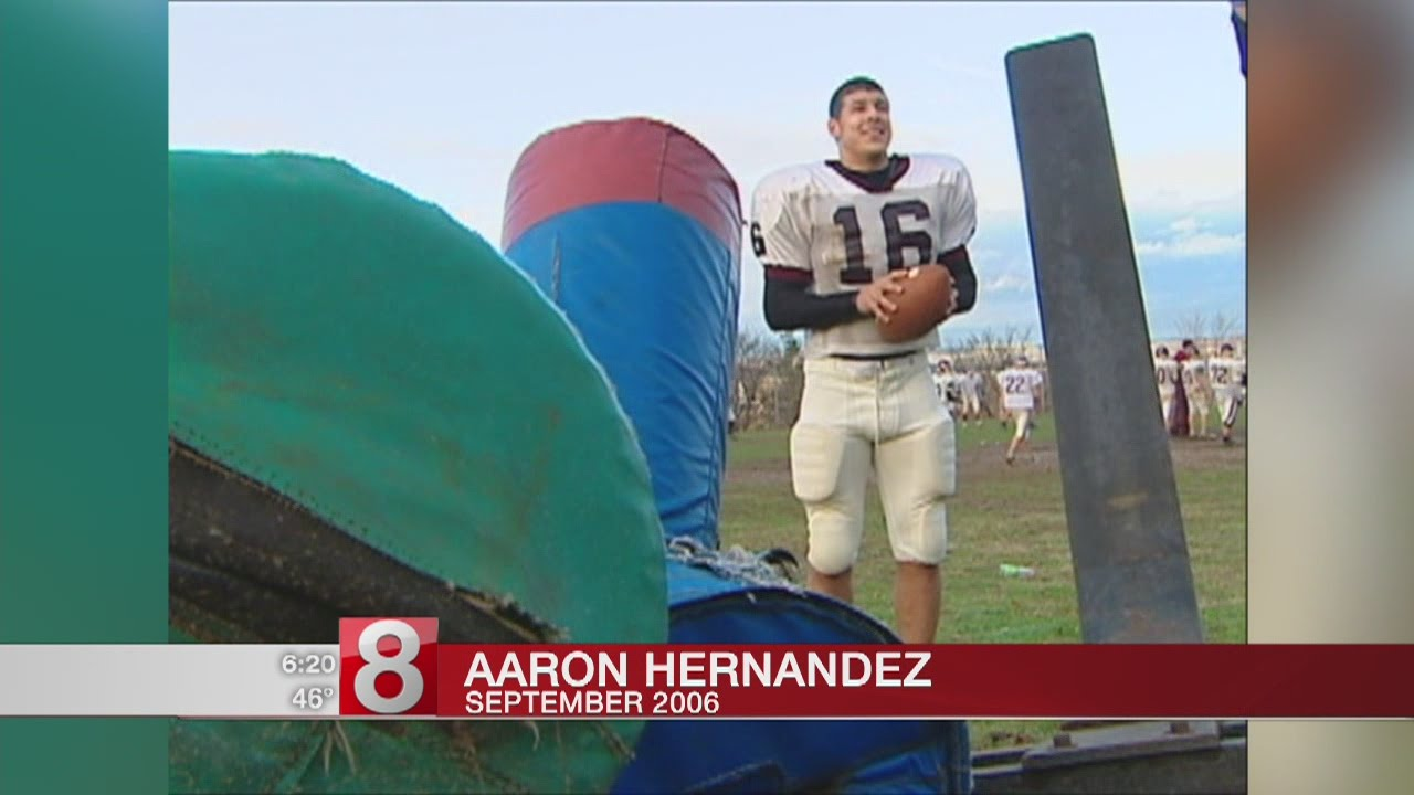 Aaron Hernandez: Timeline of His Football Career, Murder Trials ...