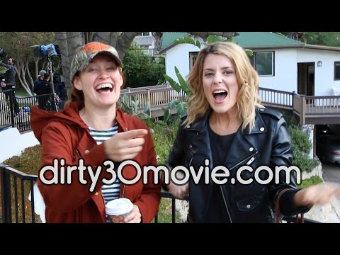 DIRTY 30 MOVIE BEHIND THE SCENES  | PART 1
