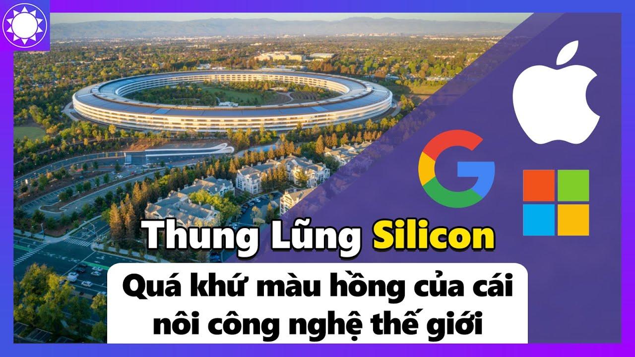 Thung Lũng Silicon – Quá Khứ Màu Hồng Của Cái Nôi Công Nghệ Thế Giới