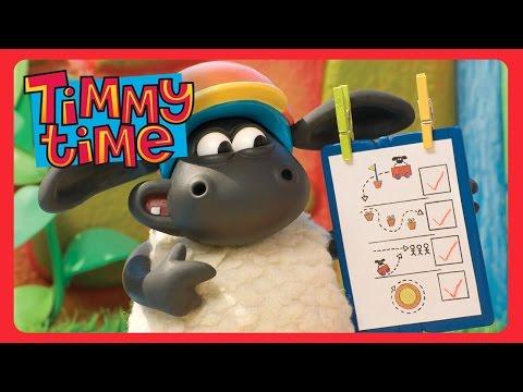 Timmy Time - Тимми и машинка [Go Kart Timmy]
