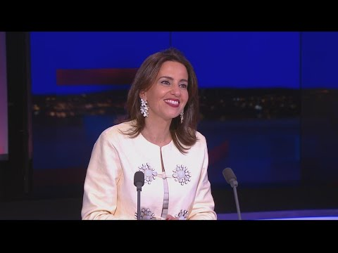 The Interview - Women's Forum in Paris: How to boost female leadership?