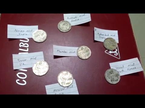 coins mint mark details
