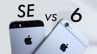 iPhone SE Vs iPhone 6 In 2019! (Comparison) (Review)
