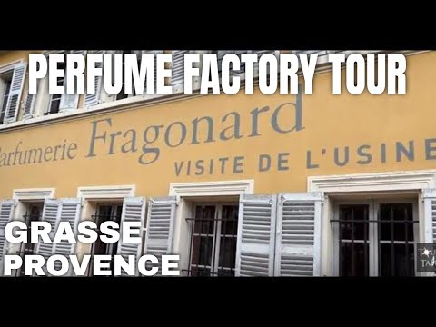 Parfumerie Fragonard - Grasse - Perfume factory tour