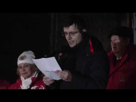 Митинг 7 ноября 2019 Депутат МосГорДумы Тарасов