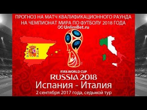 прогноз на матчи чемпионат мира по футболу 2018